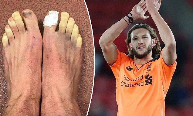 futbolcu ayak bakımı